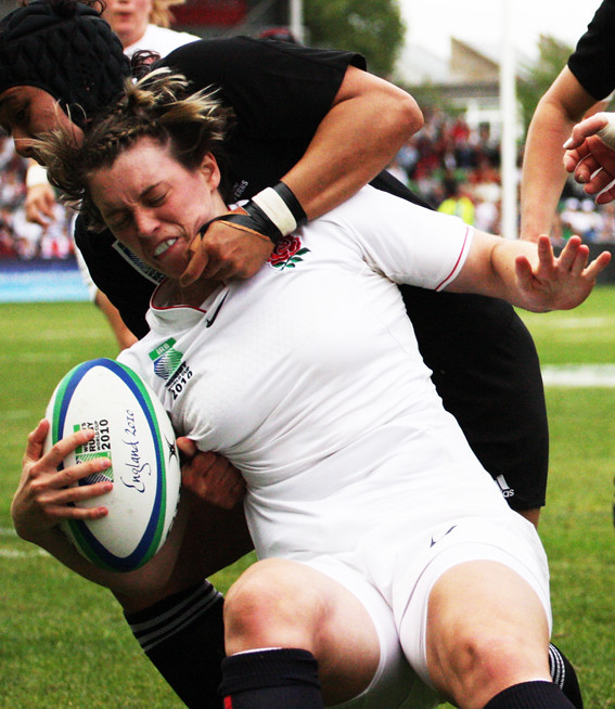 Women's Rugby World Cup Final 2010