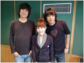 FM 802 OSAKA DJ Satoko Onoe & THE COLLECTORS
