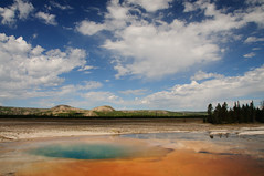 Midway Geyser Basin - Yellowstone
