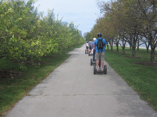 On my Segway tour