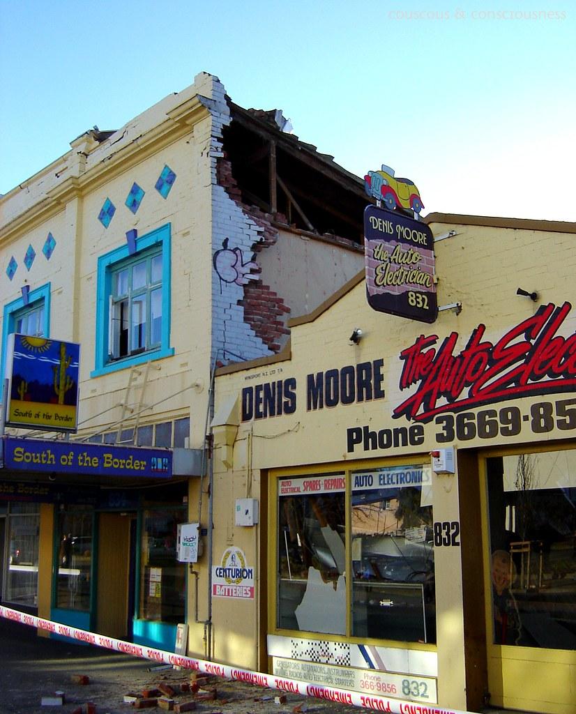 Christchurch Earthquake 3, edited