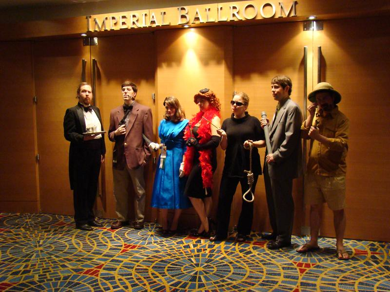 DragonCon is Clue