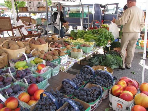 Cobourg's Farmers' Market
