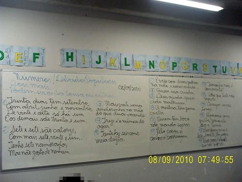 Nosso Folclore - Numeros e Ditados Populares (08/09/2010)