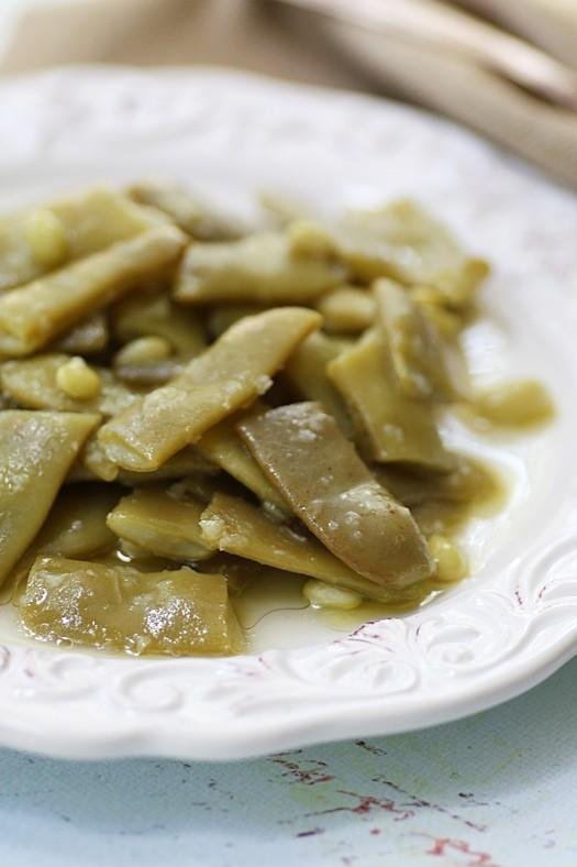 Romano Beans Salad 2