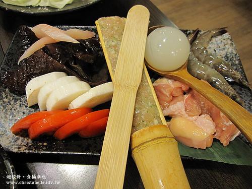 土方鍋之助膠原蛋白鍋主菜菜色