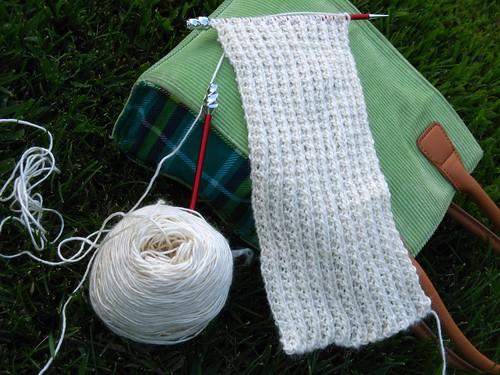 Farrow Rib scarf 03