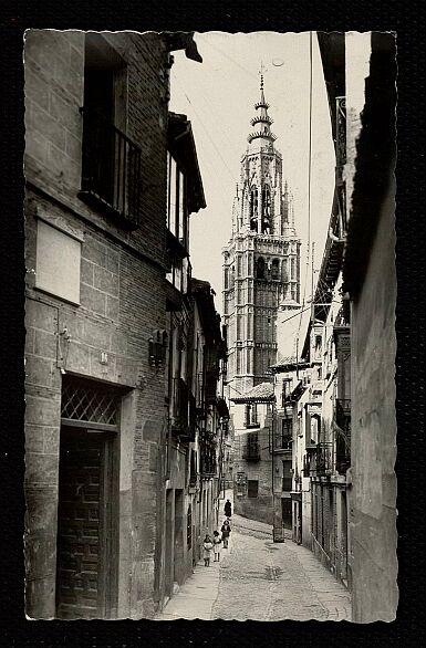 Calle de Santa Isabel a principios del siglo XX