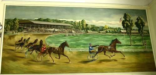 The Running Of The Hambletonian Stake