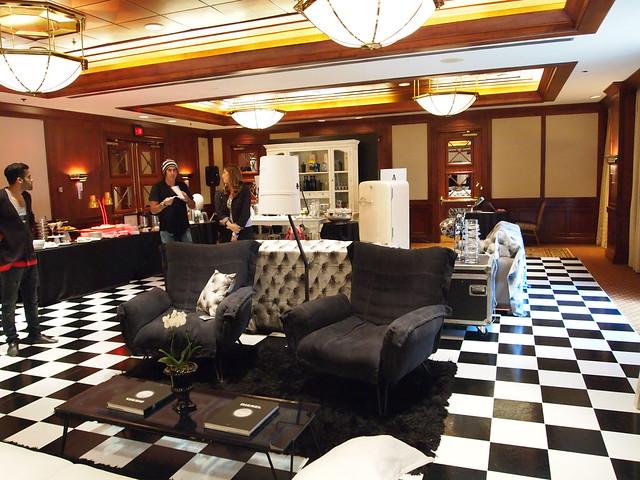 TIFF 2010 - Diesel Lounge