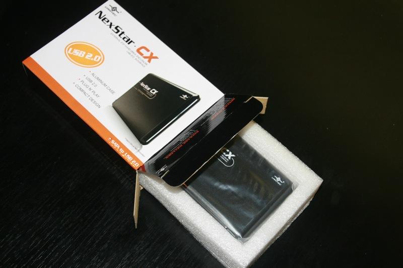 Vantec NexStar CX NST-200S2