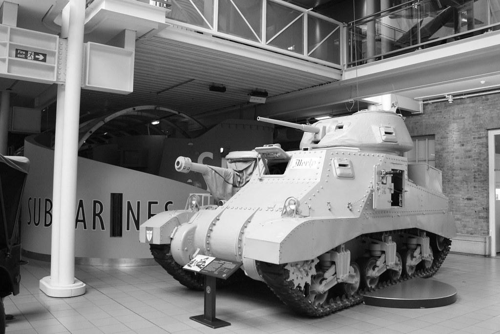 Medium Tank M3