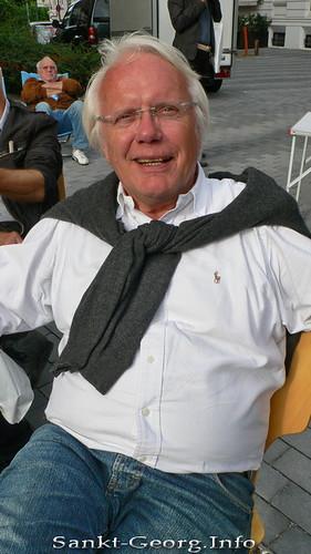 Helmut Voigtland - 2. Kunstpreis Hansaplatz in Hamburg St. Georg