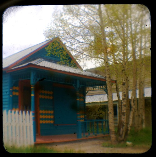 TTV - Blue House
