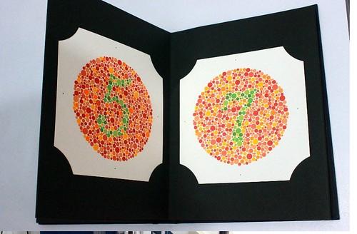 Colour Vision Chart