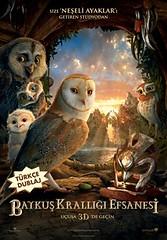 Baykuş Krallığı Efsanesi - Legend of the Guardians (2010)