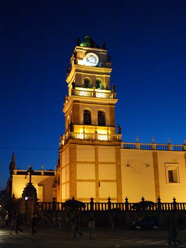 Catedral - Noche