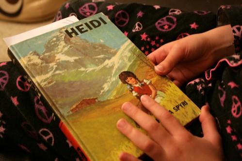 Day 255 - Heidi