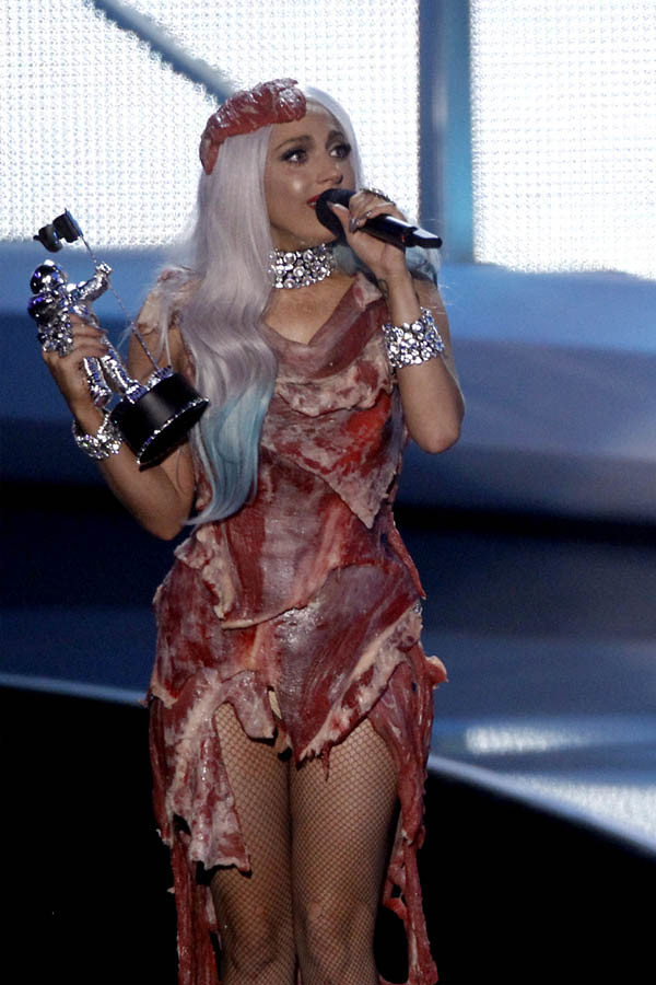 Lady Gaga MTV VMA 2010 01