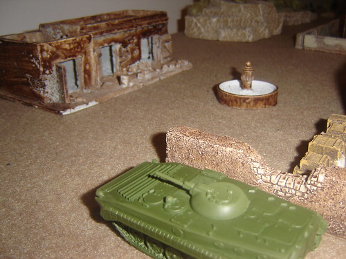 BMP Retreats (avoiding IED)