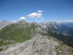 lecht_20100826_150920 (OeAV_Mitterdorf) Tags: alpen alpenverein lechtaler mitterdorf oeav bersteigen alpintour