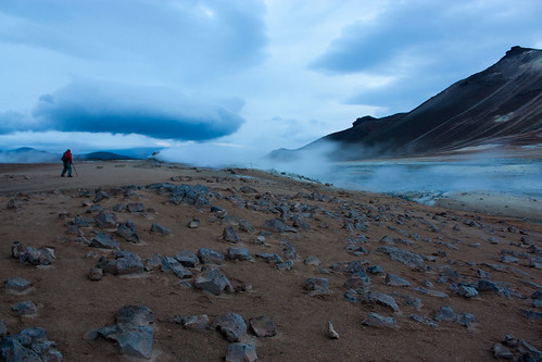 Námafjall geothermal field