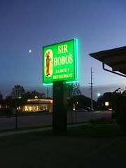 Sir Hobos Family Restaurant Menu