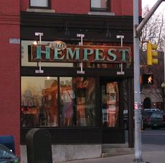 Hempfest (oliva732000) Tags: fashion sign shop retail burlington store clothing downtown vermont vt hemp klader