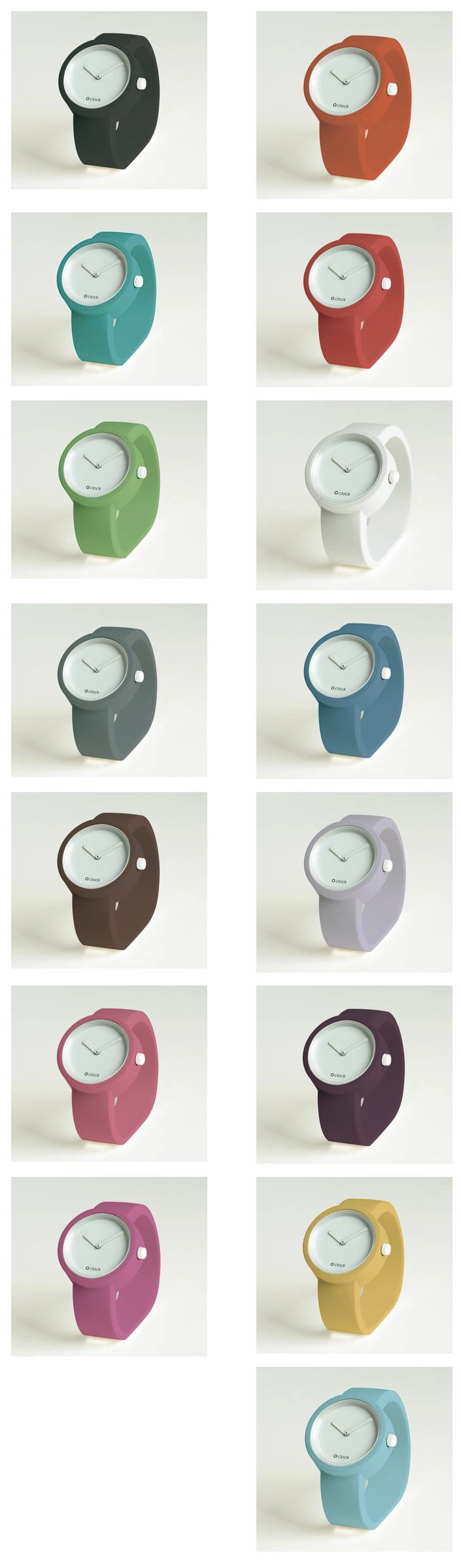 O'CLOCK WATCHES
