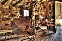 Simply Rustic.. (PhotoArt Images) Tags: old rustic cottage australian explore hdr explored mpphotography photoartimages