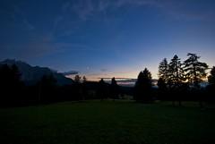 Abenddmmerung 2 (bergretter) Tags: sonnenuntergang rosengarten carezza abenddmmerung karerpass welschnofen schupfenwanderung