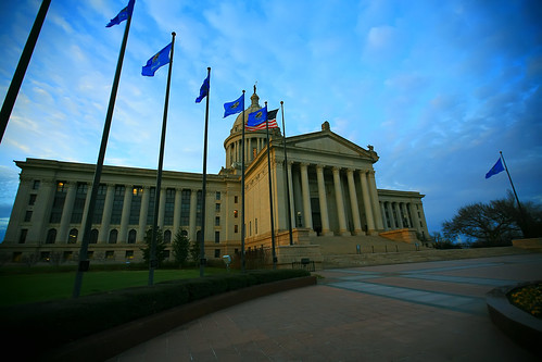 Oklahoma State Capitol Bldg