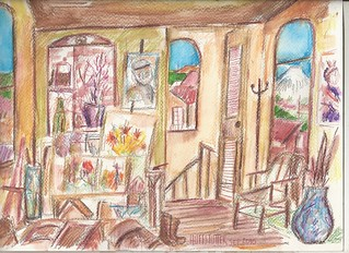 VAN GOGH'S ROOM IN THE BUND AREA OF YOKOHAMA