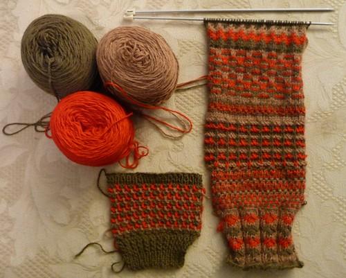 Asland Trends yarn, 50% angora