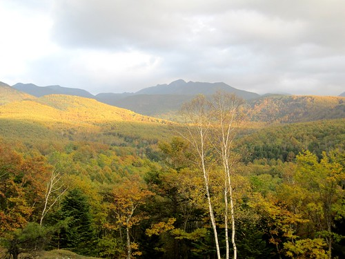 蓼科高原から見た八ヶ岳 2009年10月13日 by Poran111