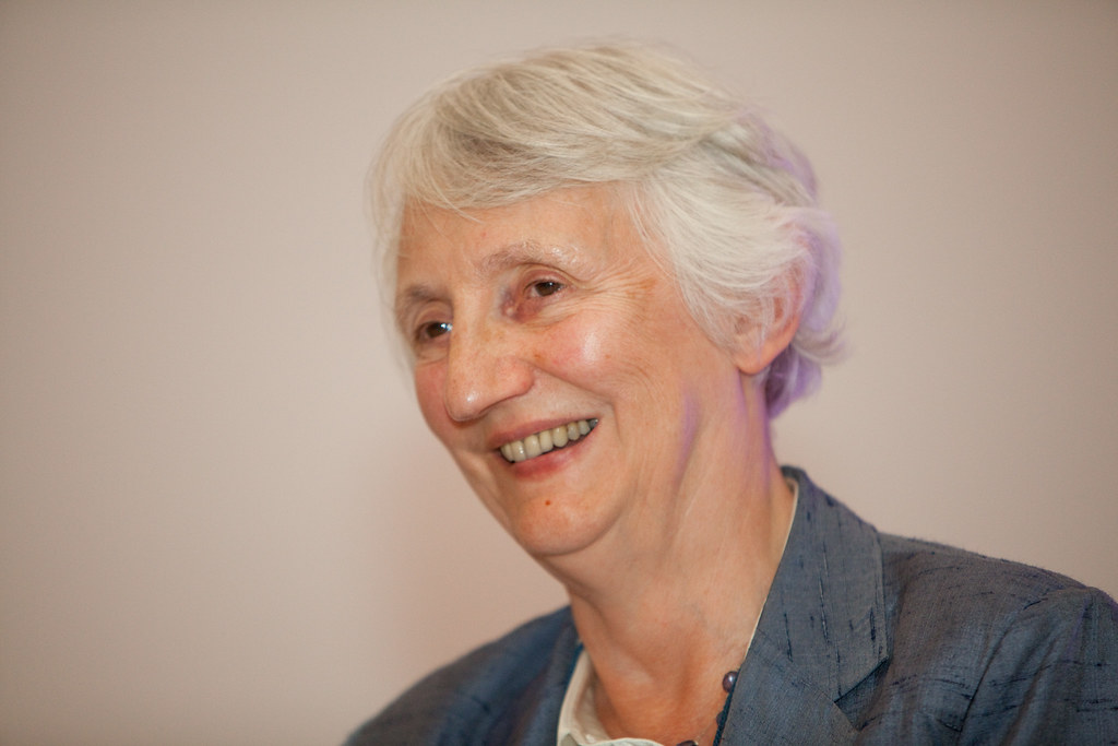 The Baroness Professor Onora O'Neill of Bengarve,  Doctor of Literature honoris causa (DLit)