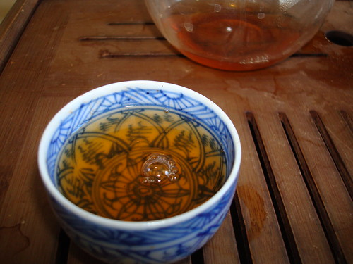 2006 Mandrin Tea Room Yiwu color