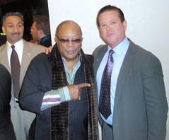 Quincy Jones and Marcus Fontain (Unimundo) Tags: quincy jones marcus fontain