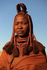 Himba - Namibia (World_Discoverer) Tags: africa people african culture tribal safari afrika tribe ethnic namibia tribo himba afrique ethnology tribu namibie tribus namibië ethnie discoveryexpeditions geerthenau