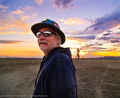 OCF Photo Guy @ Bliss Dance, Burning Man 2010 (Michael Holden) Tags: portraits burningman blackrockcity brc metropolis michaelholden bm10 michaelholdencom burningman2010 bm2010 bman10 blissdance bman2010 burningmanmetropolis burningman:art=758 ocfphotoguy burningmanmegaset