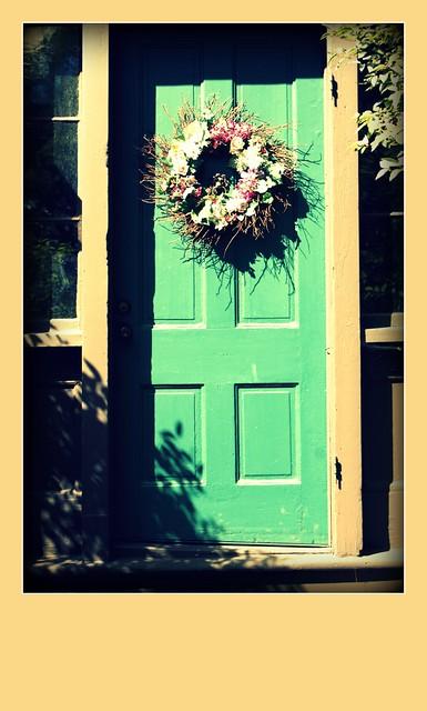 Through the door to Little Women