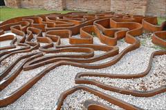 Le pavillon de la Chine (Venise) (dalbera) Tags: venice italy venise venezia arsenal italie arsenale dalbera architectureexhibition biennaledarchitecture