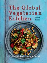 Global Vegetarian Kitchen Cover