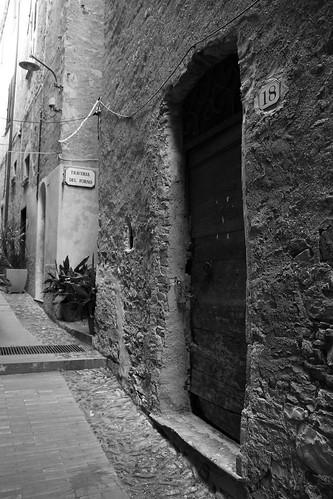 Cervo - Antica porta