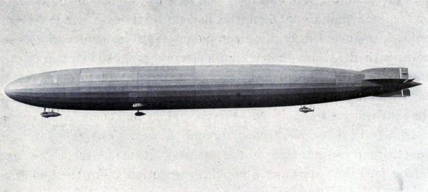 Fotografía del LZ-104