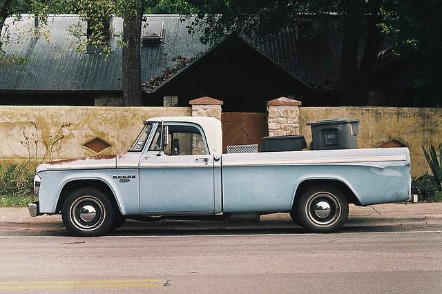 Old Dodge Pickup