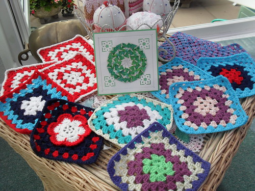 Thank You so much for your SIBOL Squares, they are all lovely!