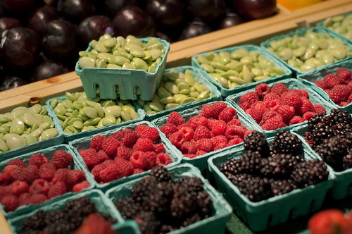 Berries and Limas