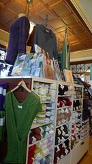Spin Shop (JoHunter) Tags: wisconsin knitting spin doorcounty sturgeonbay yarnshop