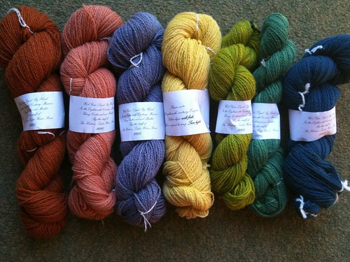 Colonial Williamsburg Yarn